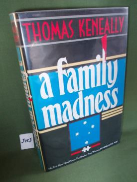 Book cover ofA Family Madness
