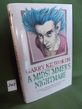Book cover ofA Midsummers nightmare
