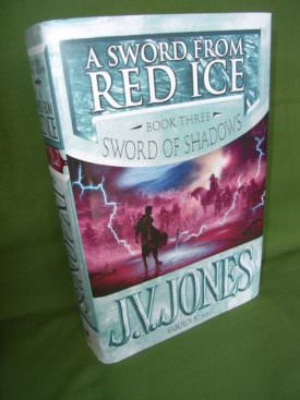 Book cover ofa-sword-from-red-ice