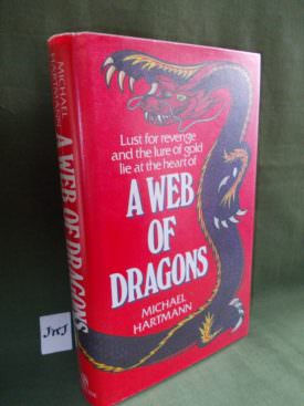 Book cover ofA Web of Dragons