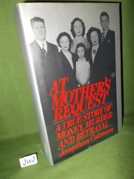 Book cover ofAt Mothers Request