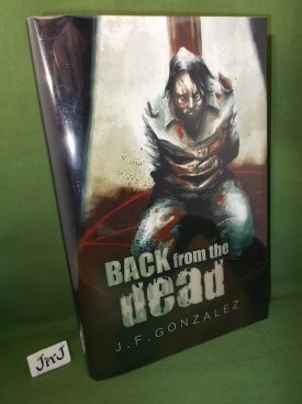 Book cover ofBack from the Dead