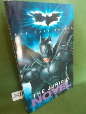 Book cover ofBatman The Dark Knight Junior Novel