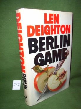 Book cover ofBerlin Game