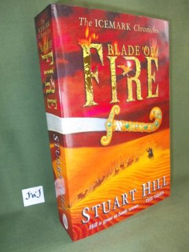 Book cover ofBlade of Fire