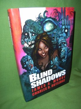 Book cover ofBlind Shadows