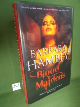 Book cover ofBlood Maidens