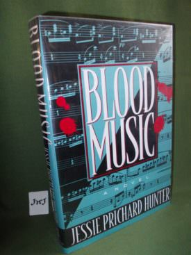 Book cover ofblood-music