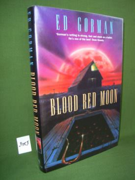 Book cover ofBlood Red Moon