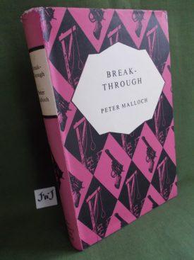 Book cover ofBreak-Through