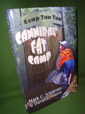 Book cover ofCannibal Fat Camp