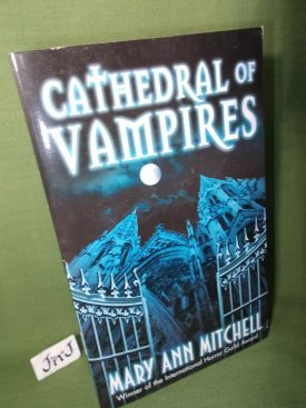Book cover ofCathedral of Vampires