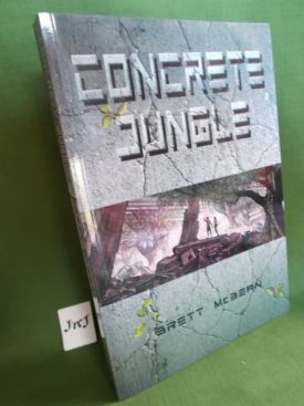Book cover ofConcrete Jungle