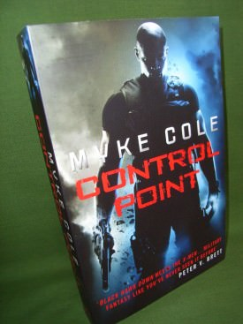 Book cover ofControl Point