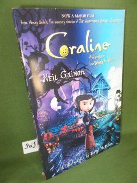 Book cover ofCoraline