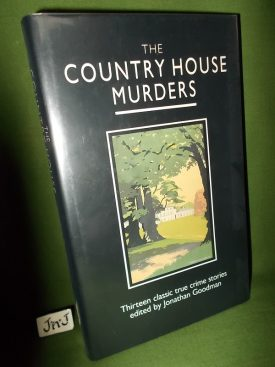 Book cover ofCountry House Murders