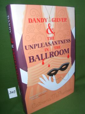 Book cover ofDandy Gilver The Unpleasantness in the Ballroom