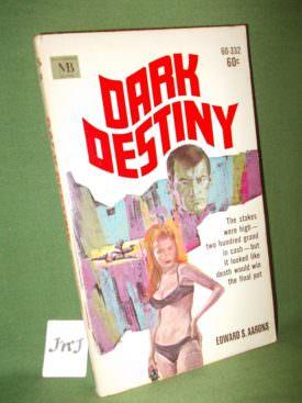 Book cover ofdark-destiny