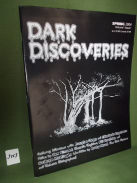 Book cover ofDark Discoveries Vol 1 1