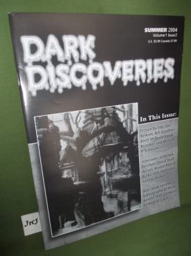 Book cover ofDark Discoveries Vol 1 2