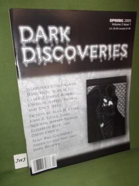 Book cover ofDark Discoveries Vol 2 1