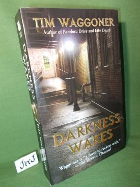 Book cover ofDarkness Wakes