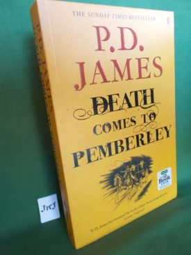 Book cover ofDeath Comes to Pemberley