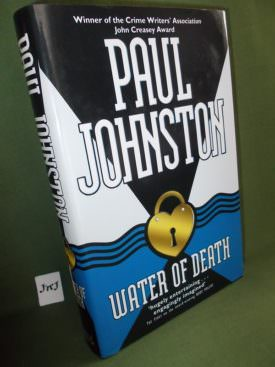 Book cover ofDeath Water