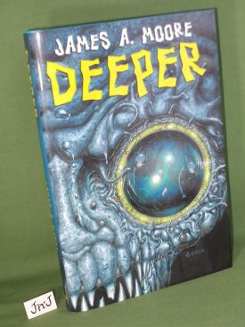 Book cover ofDeeper