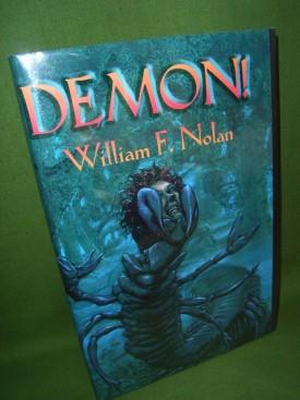 Book cover ofDemon!