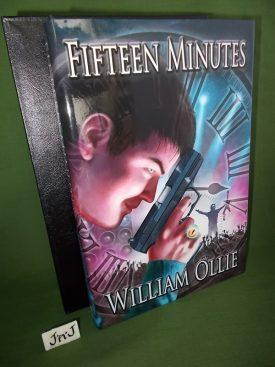 Book cover ofFifteen Minutes Deluxe