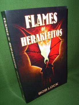 Book cover ofFlames of Herakleitos