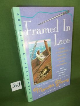 Book cover ofFramed in Lace
