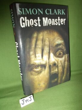 Book cover ofGhost Monster HB