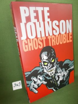 Book cover ofGhost Trouble