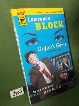 Book cover ofGrifters Game