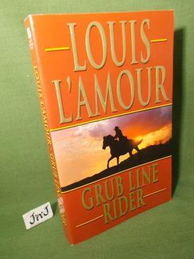 Book cover ofGrub Line Rider