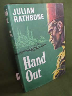 Book cover ofHand Out
