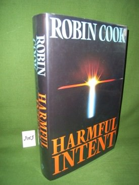 Book cover ofHarmful intent