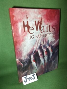 Book cover ofHe waits