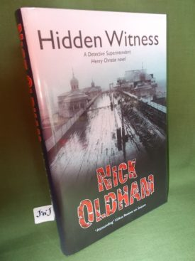Book cover ofHidden Witness