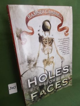 Book cover ofHoles for Faces PB