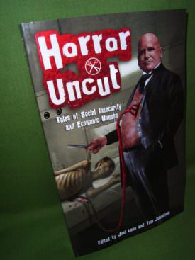 Book cover ofHorror Uncut
