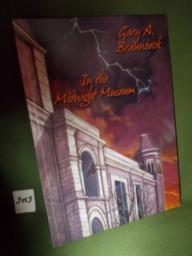 Book cover ofIn the Midnight Museum