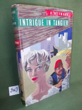 Book cover ofIntrigue in Tangier