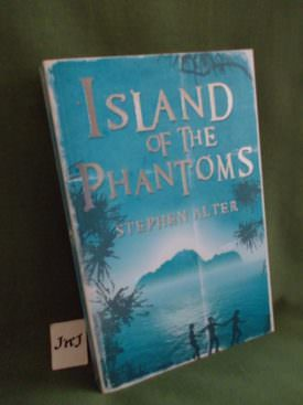 Book cover ofisland-of-the-phantoms