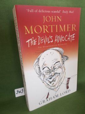 Book cover ofJohn Mortimer Devils Advocate