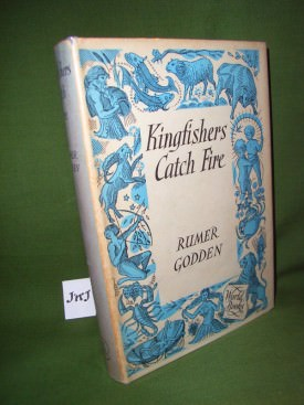 Book cover ofKingfishers Catch Fire