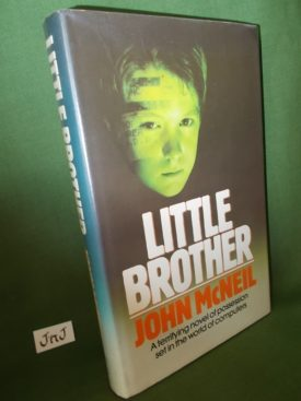 Book cover ofLittle Brother