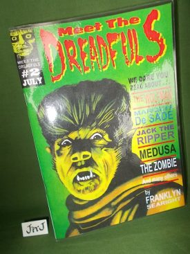Book cover ofMeet The Dreadfuls 2